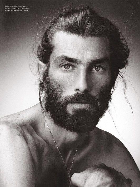 models with beards | El poder seductor de la barba | PREVENTI