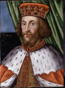 King John of England, King Richard the Lionheart's brother and successor to the throne. Also known as John Lackland (Norman French: Johan sanz Terre), he was King of England from 6 April 1199 until his death on 19 October 1216 . Following the battle of Bouvines, John lost the duchy of Normandy to King Philip II of France, which resulted in the collapse of most of the Angevin Empire.