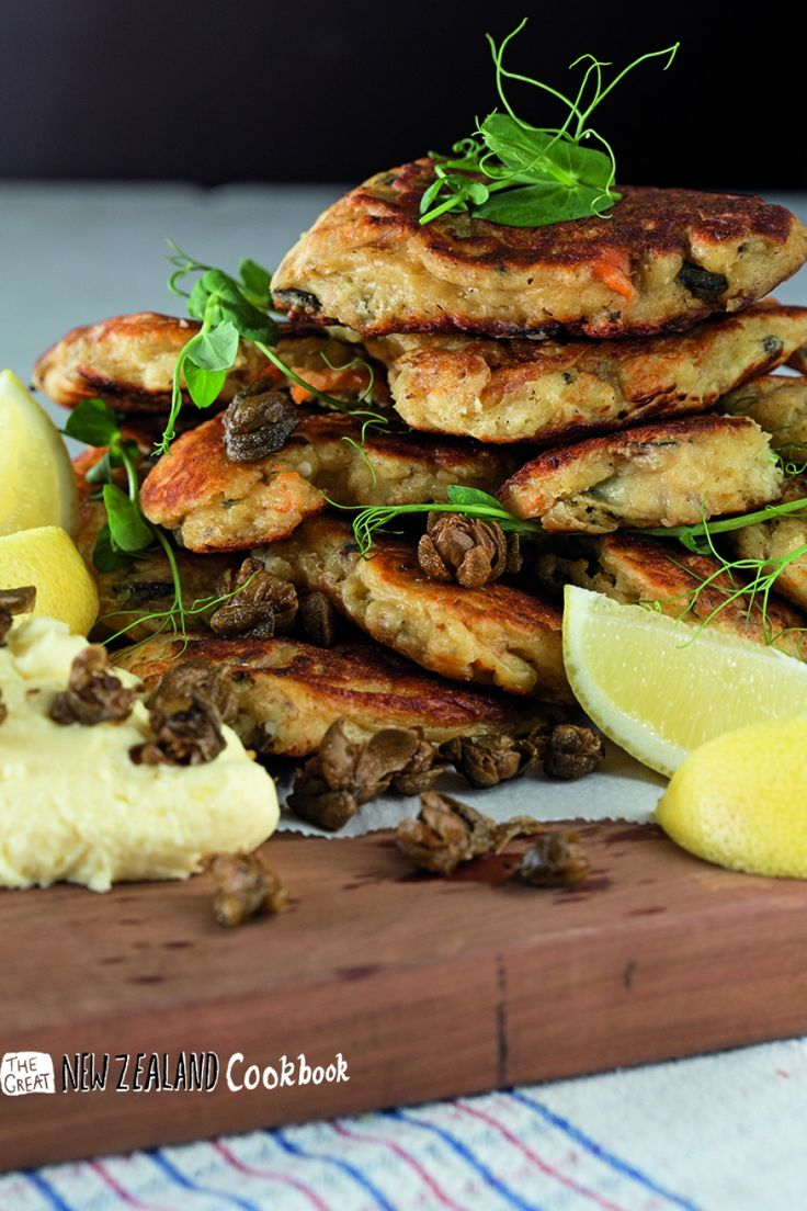Mussel Fritters