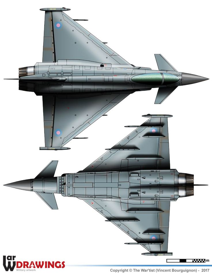 Eurofighter EF2000 Typhoon Fighter aircraft, Fighter