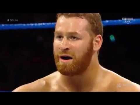Sami Zayn vs. Aiden English: SmackDown LIVE, Aug. 1, 2017