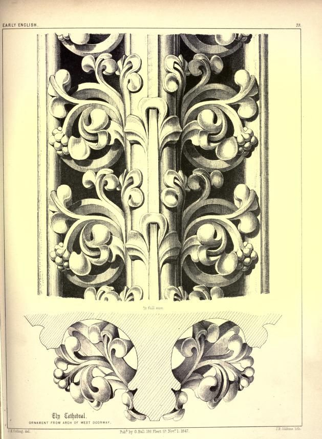 597 best drawings images on pinterest architectural for Gothic painting ideas