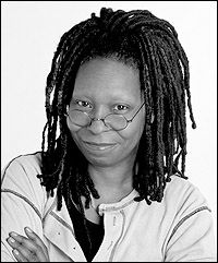 Whoopi Goldberg (November 13 1955) - American comedienne / actress / singer-songwriter / political activist / author and talk show host