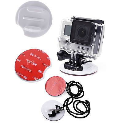 Surfboard surfing #mount tether #adhesive 3m kit for gopro hd hero4 #hero3+ sj400,  View more on the LINK: 	http://www.zeppy.io/product/gb/2/162288501010/