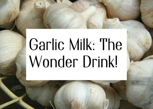HealthFreedoms – Garlic In Milk- Cures For Asthma, Pneumonia, Tuberculosis,Cardiac Problems, Insomnia, Arthritis,Cough And Many Other Diseases!