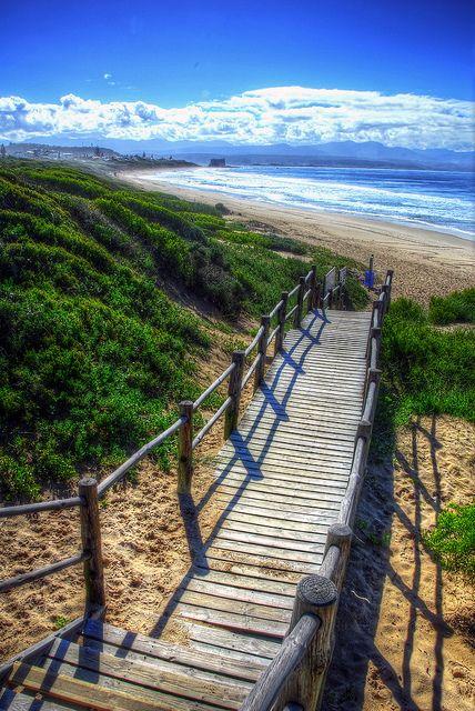 Robberg Beach, Plettenburg Bay, South Africa
