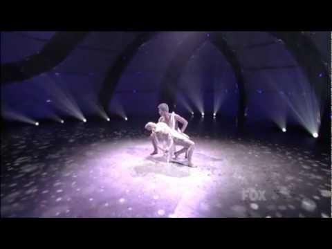 SYTYCD season 8, Melanie, Turn to Stone, choreo-Travis Wall: Chill