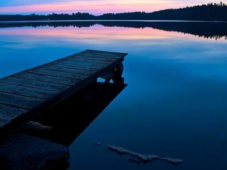 Finnish summer night