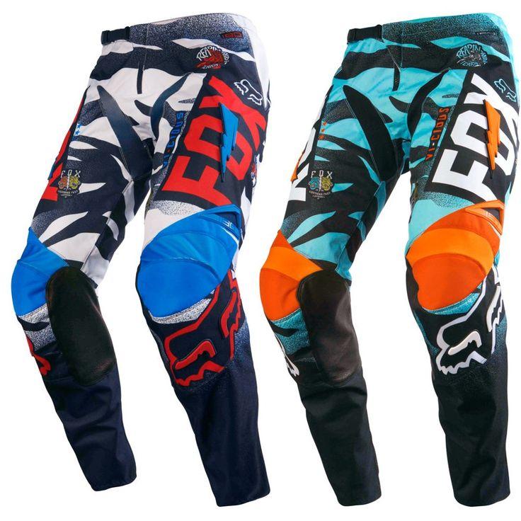 Fox Racing 180 Vicious Youth Off Road Dirt Bike Motocross Pants