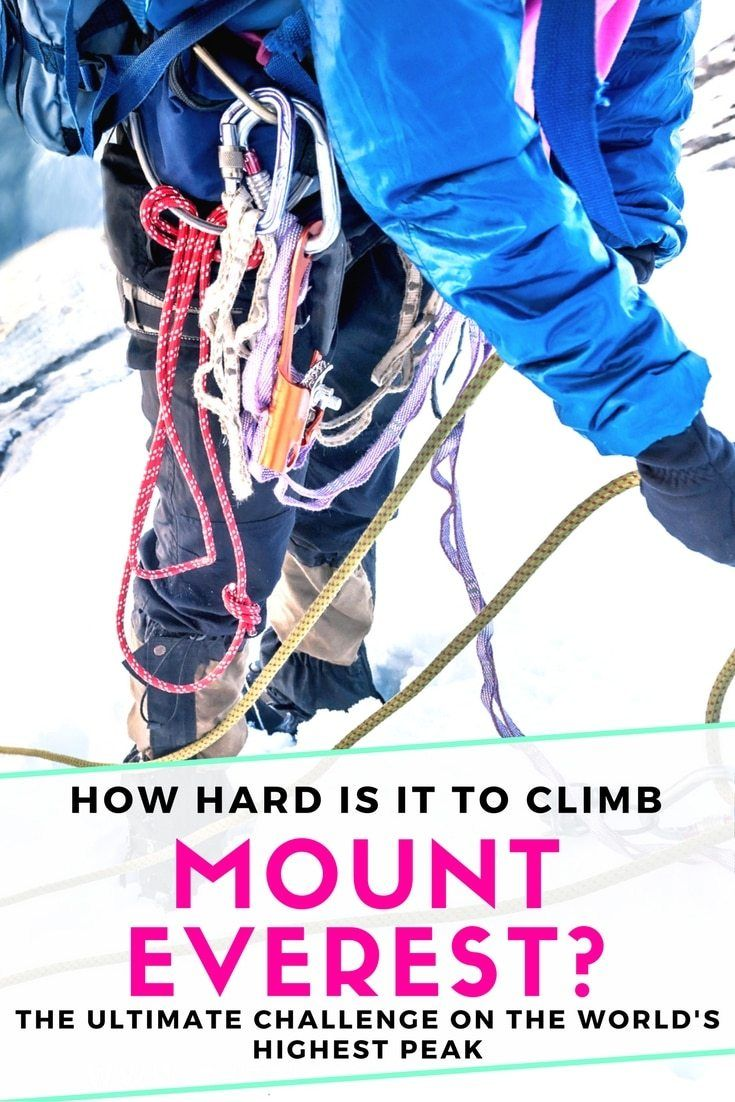 Climbing Mount Everest is many adventurer's dream. Here are the facts you need to know if you're considering an expedition to the summit and climbing the world's highest peak. Read more.