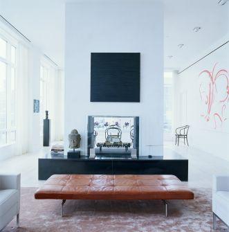 Selldorf Architects :: Loft at Urban Glass House