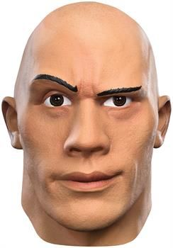 PartyBell.com - WWE The Rock Deluxe Adult Mask