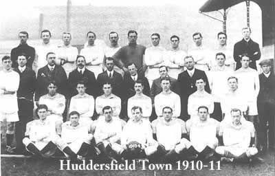 Huddersfield Town - 1910-11.