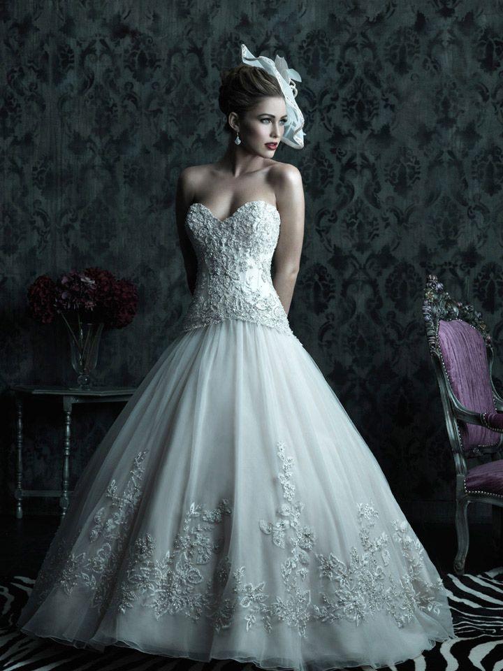 29 besten Allure Bridal Gowns Bilder auf Pinterest ...