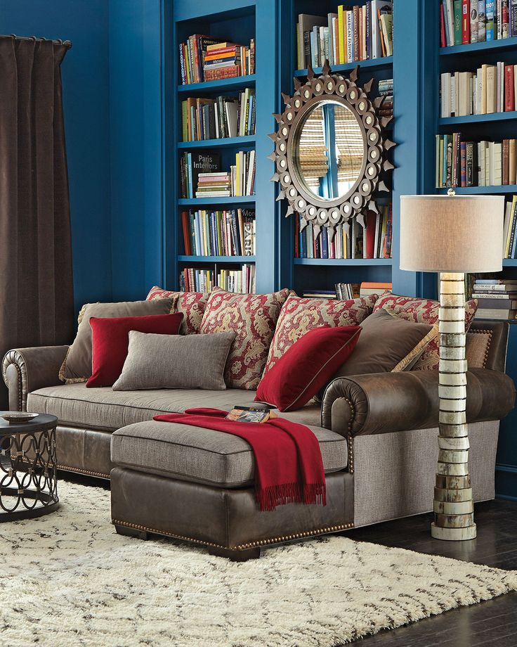 Lancer Left Chaise Sectional