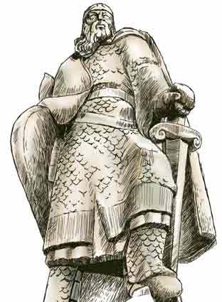 Camino del Cid: Rodrigo Díaz, el Cid Campeador