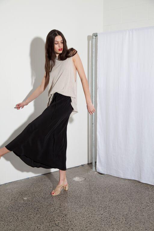 Madmax Singlet & Conjurer Skirt - Black