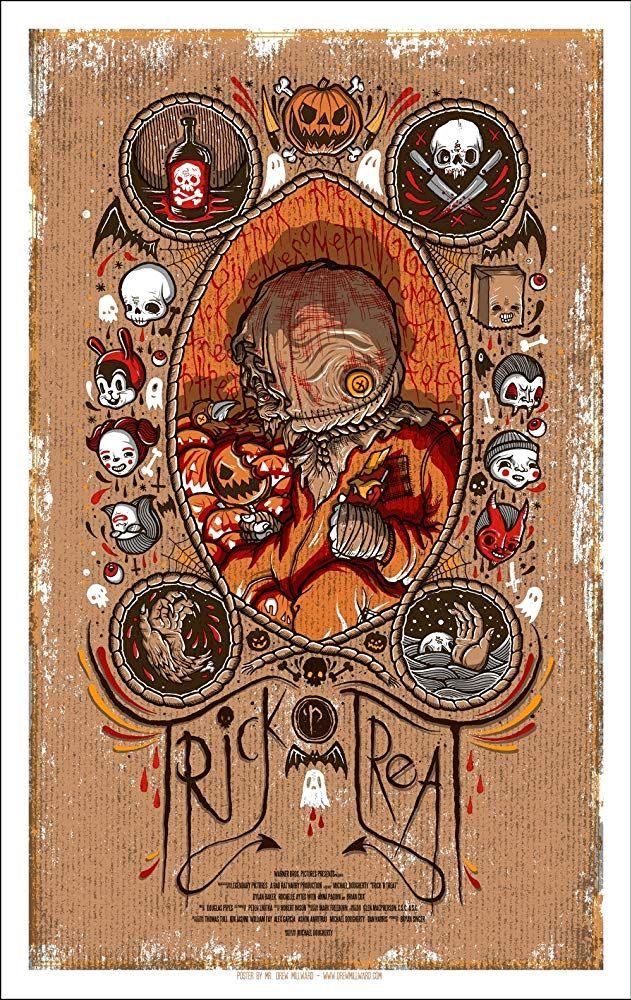 Trick 'r Treat (2007) Sam trick r treat, Trick r treat
