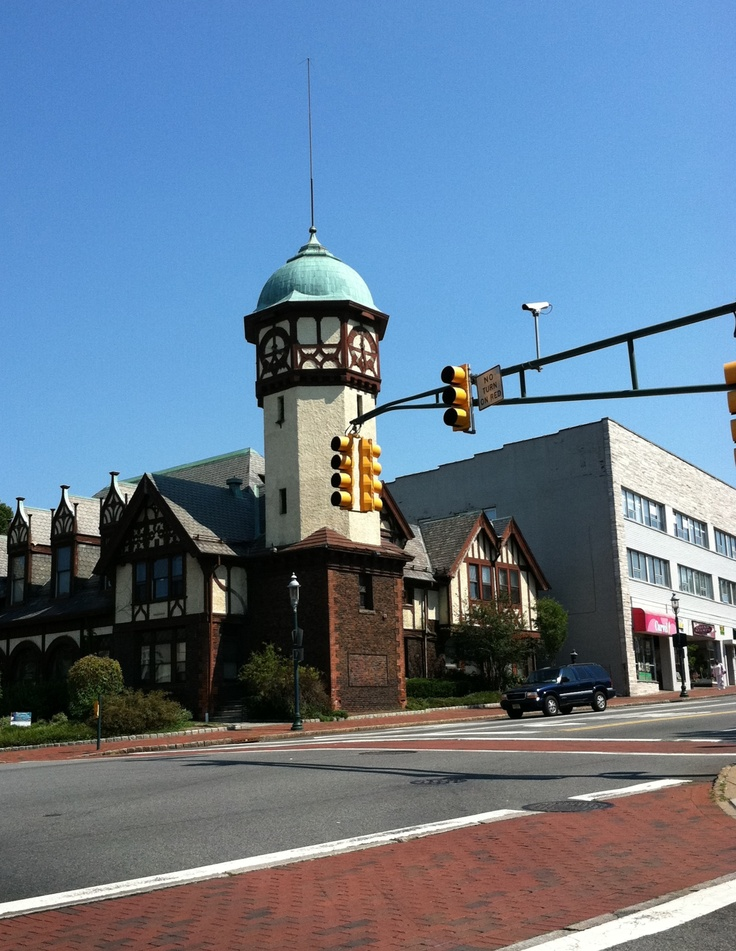 Jays Auto Sales >> The Tudor Tower on South Orange Avenue - Town Hall in the ...
