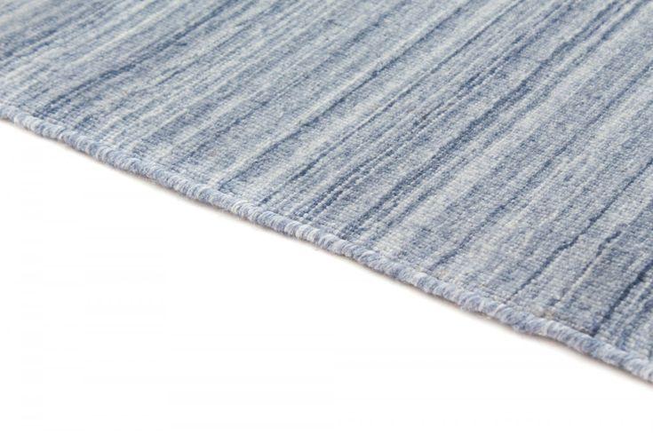 Garn-teppe - Grikos (blå) - Trendcarpet.no