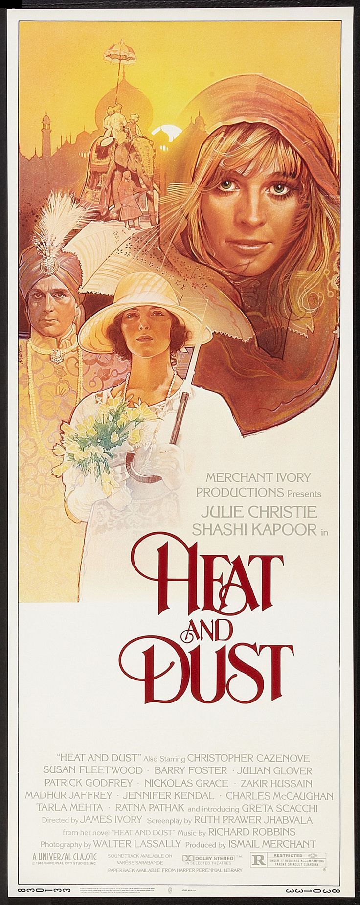 heat and dust Heat and dust has 6364 ratings and 308 reviews annet said: fascinating book  about the contradictions between and at the same time love of indian and en.