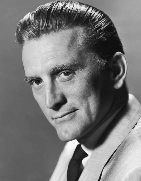 "oldhollywood-mylove: "" Happy 101st Birthday to Kirk Douglas!! • Born: December 9, 1916 in Amsterdam, New York, USA """