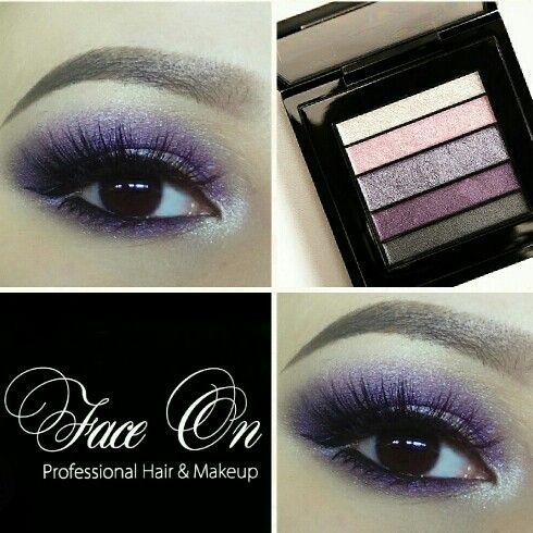 Purpleeyeshadow plumluxe mac