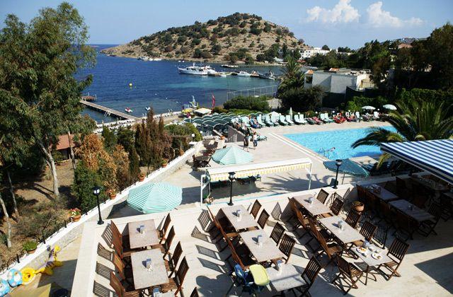 séjour pas cher Turquie Go Voyage au Club Marmara Mirage 4* à Bodrum prix promo séjour Go Voyages à partir 479,00 € TTC 8J/7N Tout compris