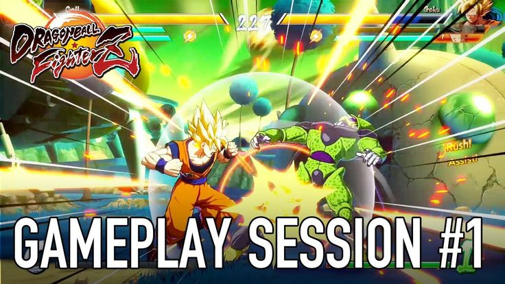 Can we just take a moment to appreciate how perfect the new DBZ fighting game looks?