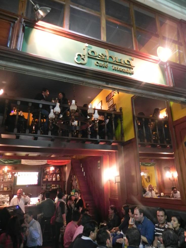 Joshua Café Bar del C.C Portal 80.  Loc N2 005.