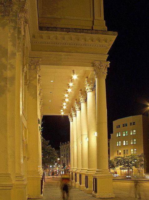 Theatre Royal, Nottingham, England