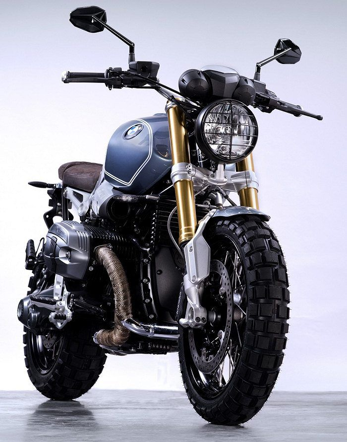 R 1200 Nine-T Brooklyn Scrambler 2014