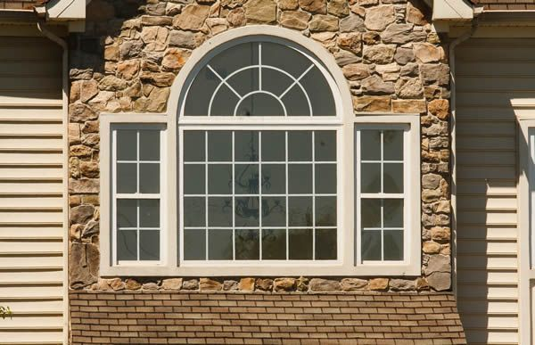 17 best ideas about half circle window on pinterest for Round top windows