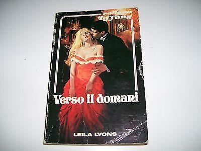 Leila Lyons-Verso Il Domani-Collana Tiffany-Editoriale Corno-Agosto 1983-N. 5 Ok