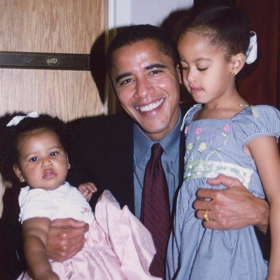 Michelle Obama Wishes Barack Obama Happy Father's Day 2017