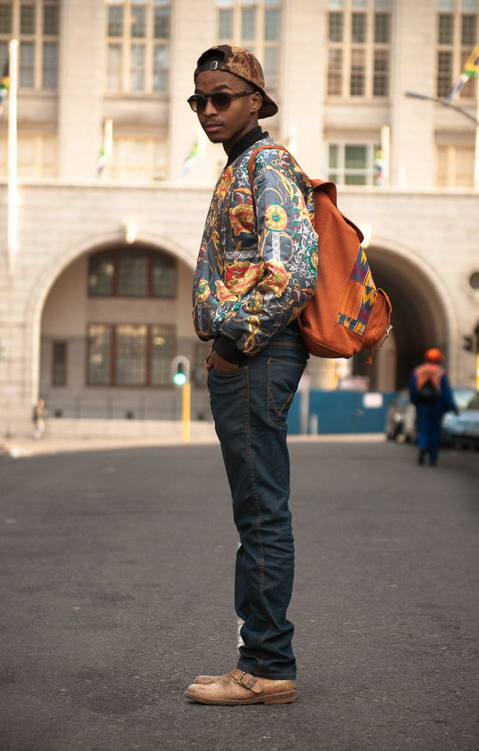 Trevor Stuurman Ellemagazinesa Style Reporter Cape Town South Africa One Of My Good