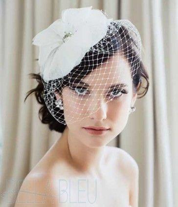 sara gabrielione veil  bridal veilsshort  22700