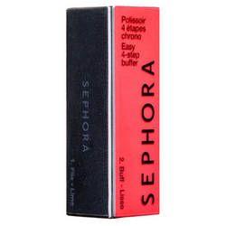 Polissoir 4 étapes Chrono de Sephora sur Sephora.fr Parfumerie en ligne