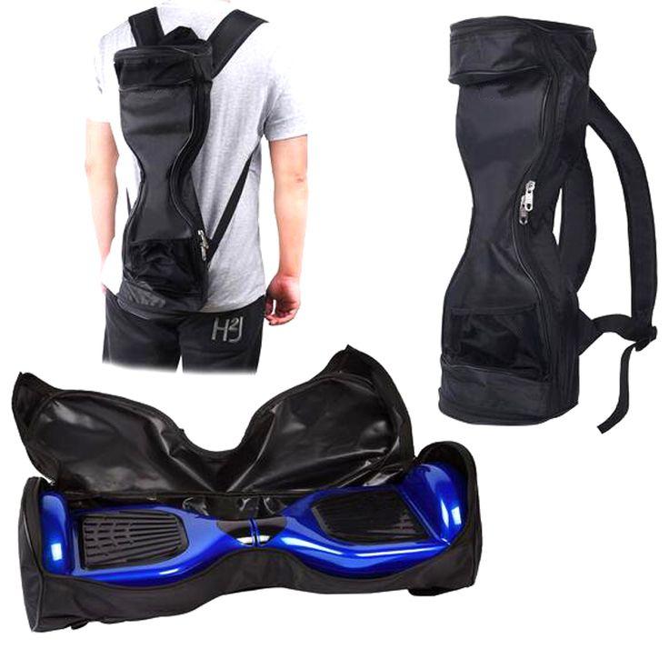 Waterproof Portable Handbag Smart Self Balance 2 Wheels Electric Scooter Skateboard Backpack Case 6.5/8/10 Inch Bag Blue/Black