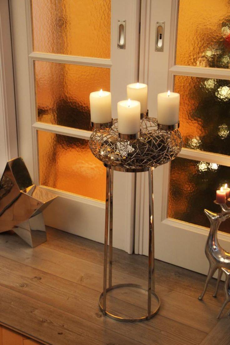 12 besten weihnachten bilder auf pinterest weihnachten edelstahl und silber. Black Bedroom Furniture Sets. Home Design Ideas