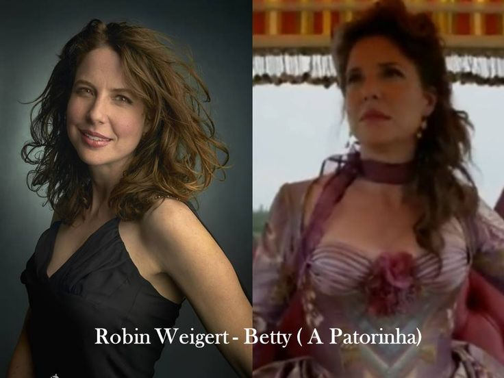 Robin Weigert / Betty ( A Patorinha)