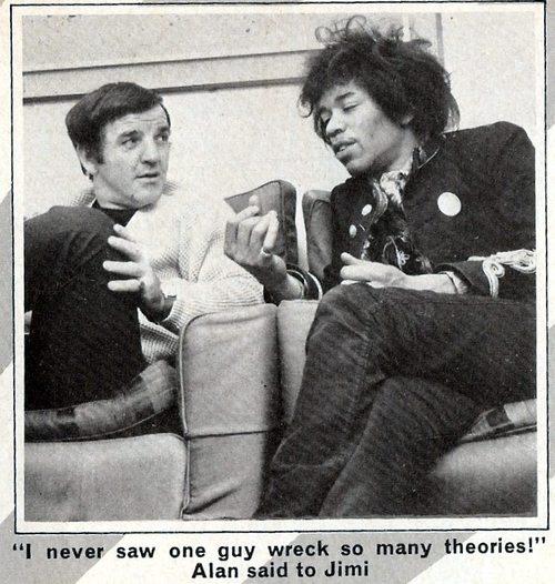 CHELSEA FC - Hendrix '67