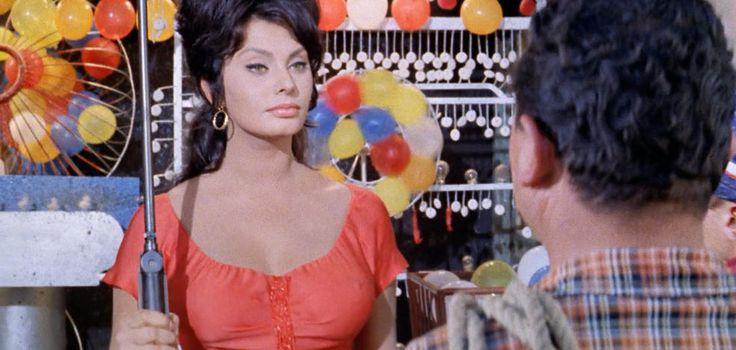 Cambio de imagen - Sophia Loren, la belleza italiana - Libertad Digital