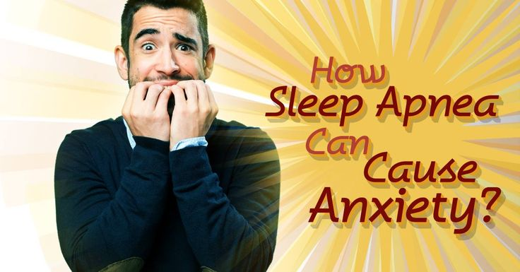 """The 1950s was once called the """"age of #anxiety."""" I think it's fair to say that the level of anxiety has risen exponentially since then. There are many reasons why you may be #anxious, including information overload, social media, non-stop news, or even your children's activities. For many of you, problems breathing during sleep may be another good reason."""