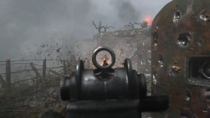 E3 2017: Call of Duty WWII обзавёлся мультиплеерным трейлером http://itzine.ru/news/games-news/call-of-duty-wwii-e3-2017.html  Похоже, статус кво на полях военных шутеров может реально измениться—Call of Duty WWII реально планирует посягнуть на лавры Battlefield 1как впрямом, так ив переносном смысле. Игеймплейный трейлер тому доказательство, как ничто другое.Очевидно, что дезматч будет ориентирован на пехотные бои, однако вперестрелки будет вовлечена итехника. Самолёты, танки…