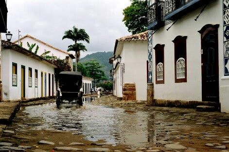Paraty- RJ Brasil