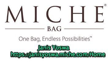 Janis Yoswa ~ Miche Bag Representative in Woodbridge, Virginia, 22193 CONTACT ME 571.239.3431