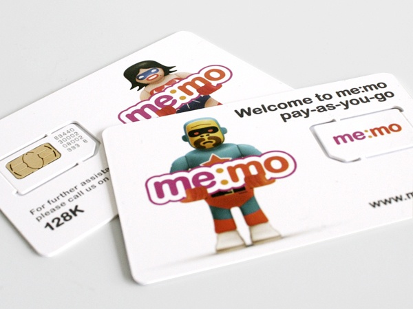 me:mo Brand Build by Lawrence Hansford, via Behance
