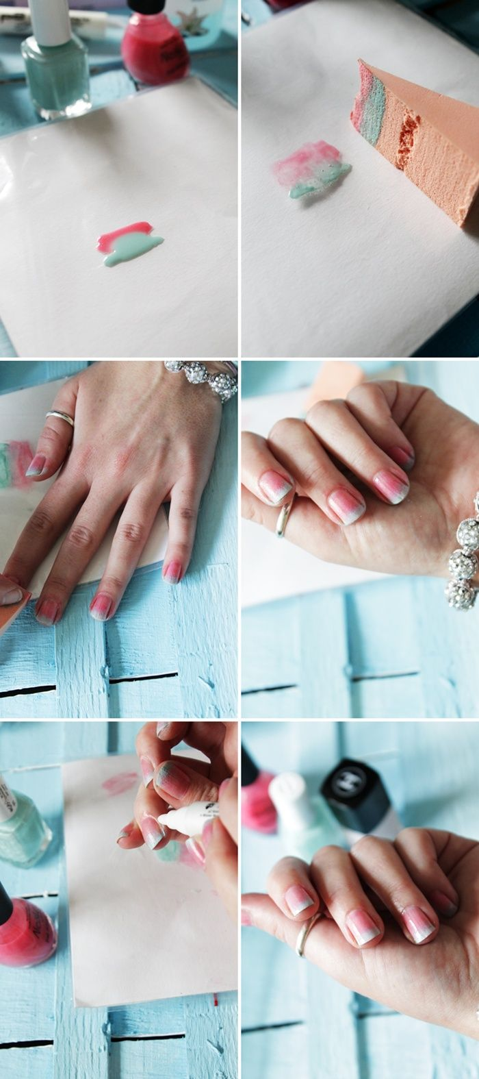 33 best Nails images on Pinterest   Gel nails, Nail design and Cute ...