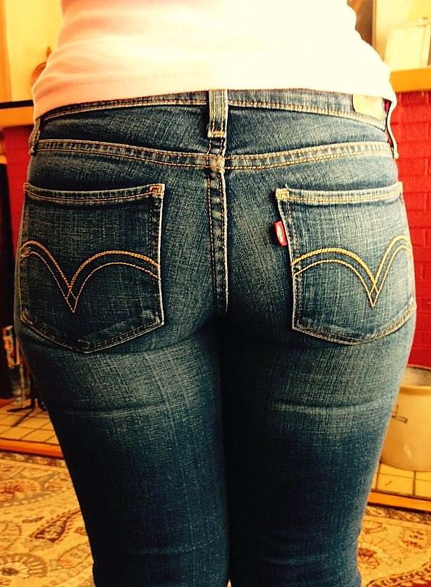 Nice Jeans Butt 14